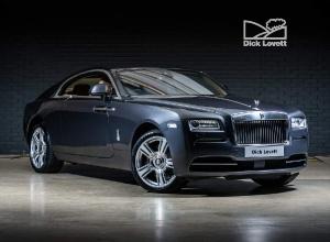 2015 Rolls-Royce Wraith V12 Auto 2-door EU5