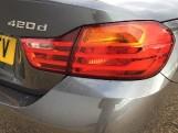 2017 BMW 420d M Sport Convertible (Grey) - Image: 21