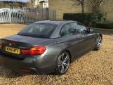2017 BMW 420d M Sport Convertible (Grey) - Image: 27