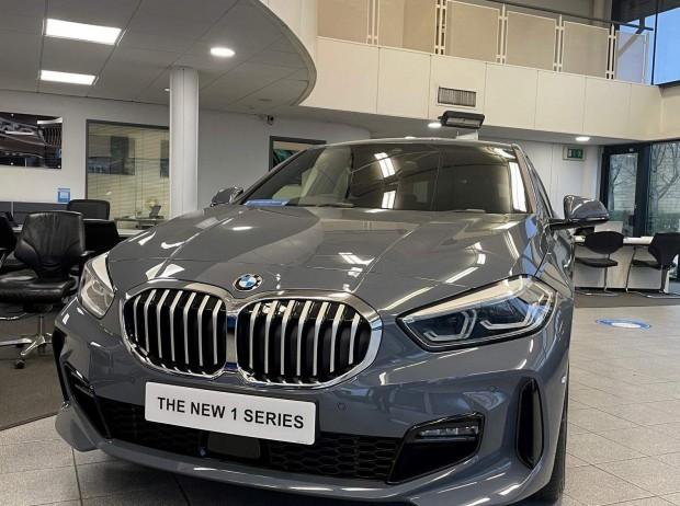 Reserve your 2021 BMW 1 Series 118d M Sport 5-door