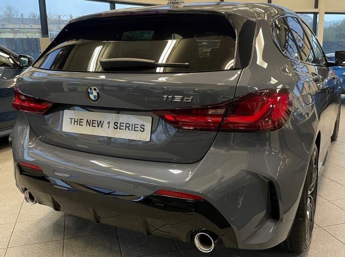 2021 BMW 118d M Sport 5-door  - Image: 2