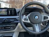2019 BMW 530i M Sport Touring (Blue) - Image: 5
