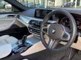 2019 BMW 530i M Sport Touring (Blue) - Image: 6