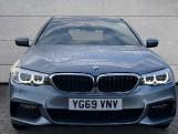 2019 BMW 530i M Sport Touring (Blue) - Image: 16