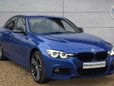 2018 BMW 320i xDrive M Sport Shadow Ed. Auto Salo (Blue) - Image: 1
