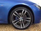 2018 BMW 320i xDrive M Sport Shadow Ed. Auto Salo (Blue) - Image: 14
