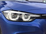 2018 BMW 320i xDrive M Sport Shadow Ed. Auto Salo (Blue) - Image: 22