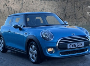 2016 MINI One 3-door Hatch 3dr
