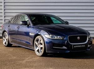 Brand new 2018 Jaguar XE i4 Petrol (250PS) R-Sport 4-door finance deals