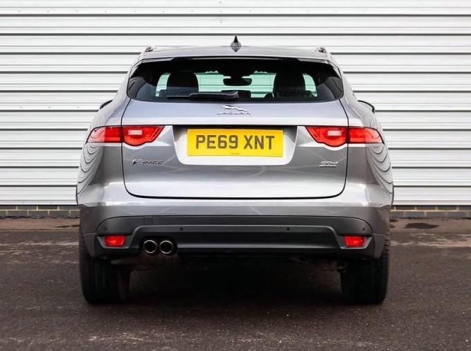 2019 Jaguar Chequered Flag Auto 5-door (Grey) - Image: 6