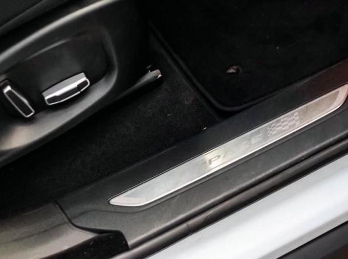 2019 Jaguar Chequered Flag Auto 5-door (White) - Image: 14
