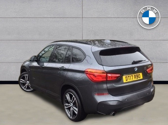 2017 BMW XDrive18d M Sport (Grey) - Image: 2