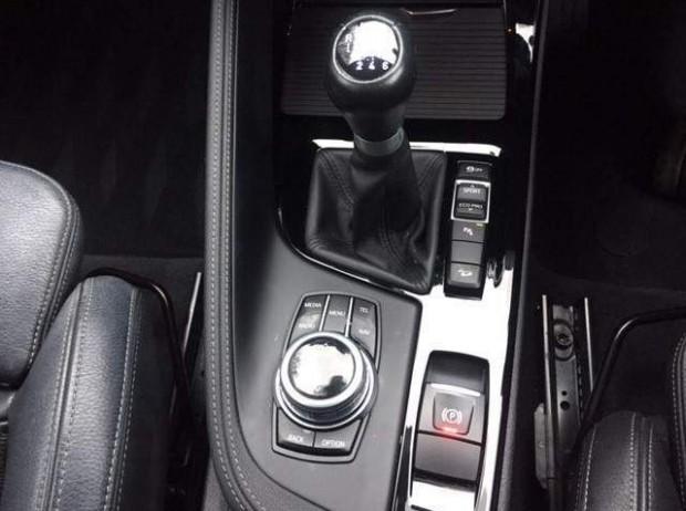 2017 BMW XDrive18d M Sport (Grey) - Image: 9