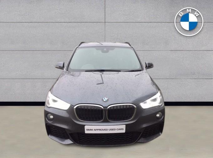 2017 BMW XDrive18d M Sport (Grey) - Image: 15