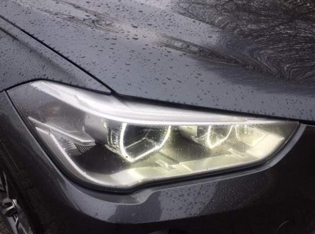 2017 BMW XDrive18d M Sport (Grey) - Image: 23