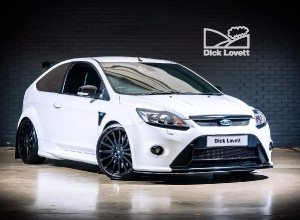 2009 Ford Focus RS Clubsport 3-door