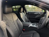 2021 BMW 840i M Sport Gran Coupe Steptronic 4-door (Grey) - Image: 11