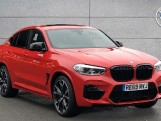 2019 BMW Competition (Red) - Image: 1
