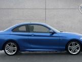 2016 BMW M Sport Coupe (Blue) - Image: 3