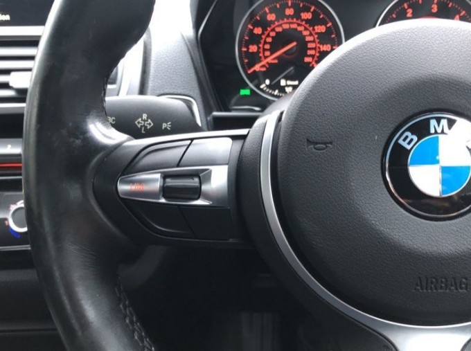 2016 BMW M Sport Coupe (Blue) - Image: 17
