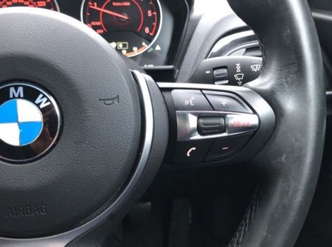 2016 BMW M Sport Coupe (Blue) - Image: 18
