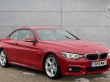 2018 BMW 420d M Sport Convertible (Red) - Image: 1
