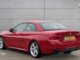 2018 BMW 420d M Sport Convertible (Red) - Image: 2