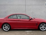 2018 BMW 420d M Sport Convertible (Red) - Image: 3