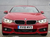 2018 BMW 420d M Sport Convertible (Red) - Image: 16