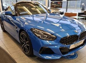 Brand new 2020 BMW Z4 20i M Sport Auto sDrive 2-door finance deals