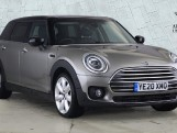 2020 MINI Cooper Exclusive (Silver) - Image: 1