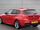 2017 BMW 118i M Sport 5-door (Red) - Image: 2