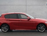 2017 BMW 118i M Sport 5-door (Red) - Image: 3