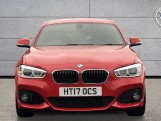 2017 BMW 118i M Sport 5-door (Red) - Image: 16