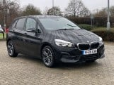 2020 BMW 225xe iPerformance Sport Active Tourer (Black) - Image: 1
