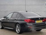 2020 BMW 520i M Sport Saloon (Black) - Image: 2