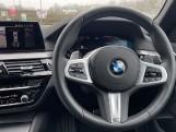 2020 BMW 520i M Sport Saloon (Black) - Image: 5