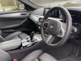 2020 BMW 520i M Sport Saloon (Black) - Image: 6