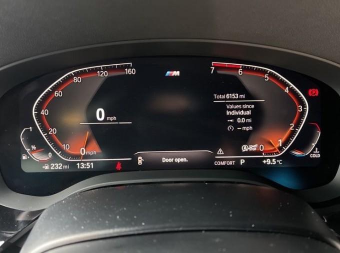 2020 BMW 520i M Sport Saloon (Black) - Image: 9