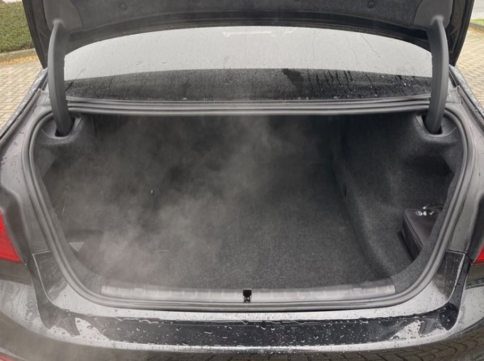 2020 BMW 520i M Sport Saloon (Black) - Image: 13