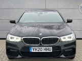 2020 BMW 520i M Sport Saloon (Black) - Image: 16