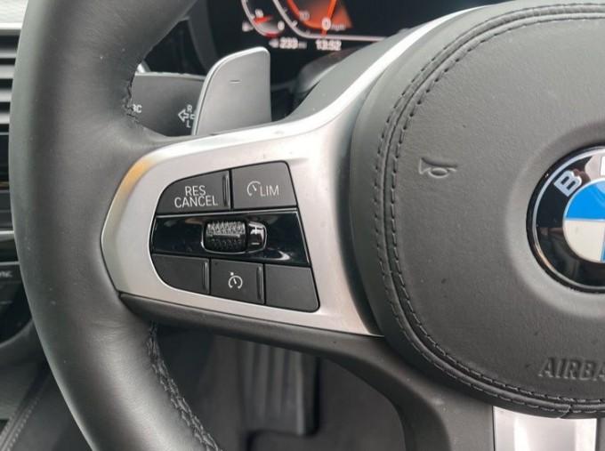 2020 BMW 520i M Sport Saloon (Black) - Image: 17