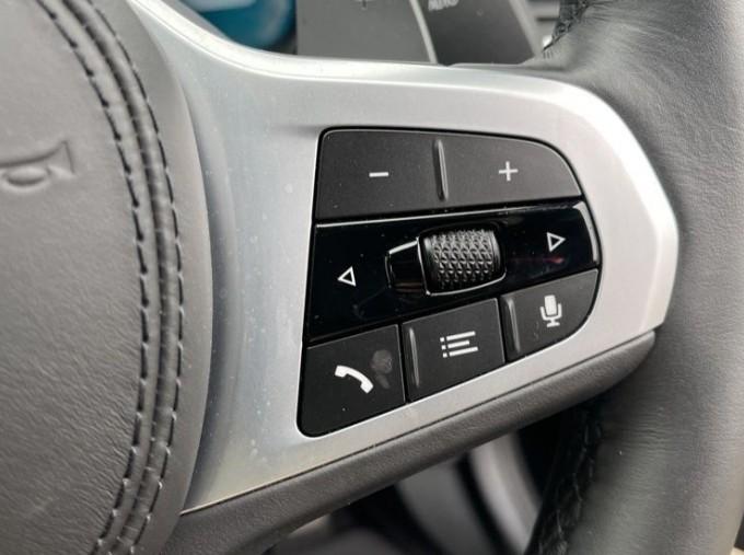 2020 BMW 520i M Sport Saloon (Black) - Image: 18