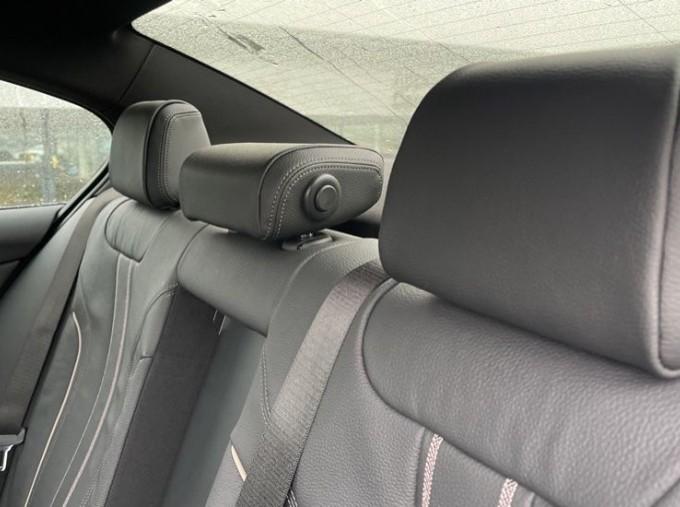 2020 BMW 520i M Sport Saloon (Black) - Image: 35