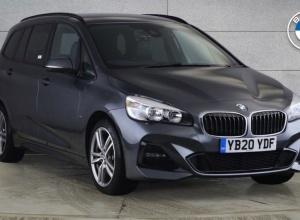 2020 BMW 2 Series Gran Tourer 218d M Sport Gran Tourer 5-door