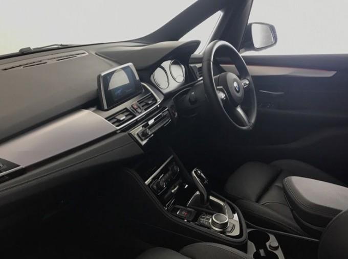 2020 BMW 218d M Sport Gran Tourer (Grey) - Image: 6
