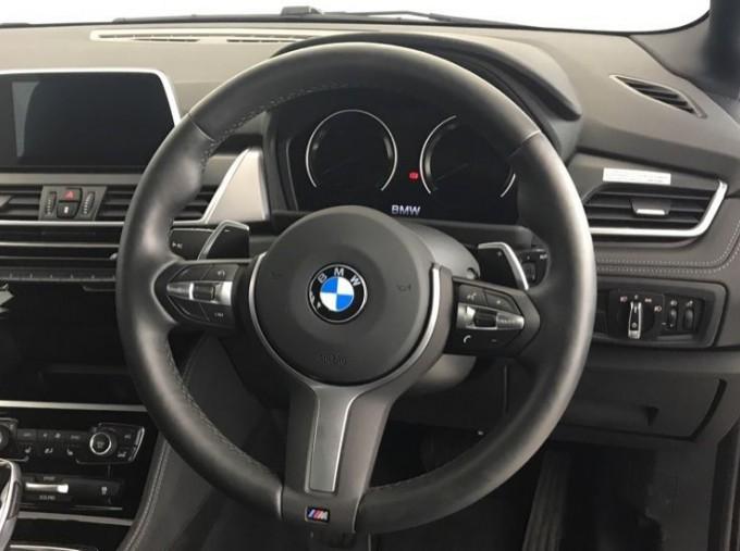 2020 BMW 218d M Sport Gran Tourer (Grey) - Image: 8