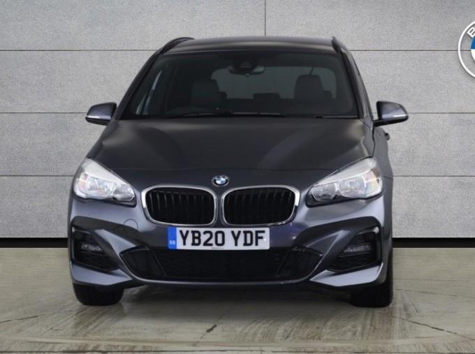 2020 BMW 218d M Sport Gran Tourer (Grey) - Image: 16