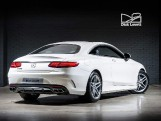 2018 Mercedes-Benz S560 V8 BiTurbo AMG Line (Premium) G-Tronic 2-door (White) - Image: 2