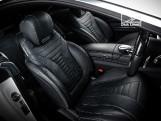 2018 Mercedes-Benz S560 V8 BiTurbo AMG Line (Premium) G-Tronic 2-door (White) - Image: 5